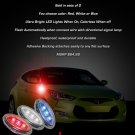 Hyundai Veloster LED Side Markers Turnsignal Lights Marker Turn Signalers Lamps Signals Turnsignals
