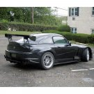 Honda S2000 Tinted Smoked Tail Light Lamp Overlays Film Protection
