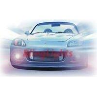 2000 2001 2002 2003 2004 Honda S2000 Xenon Bumper Foglamps Foglights Driving Fog Lamps Lights Kit