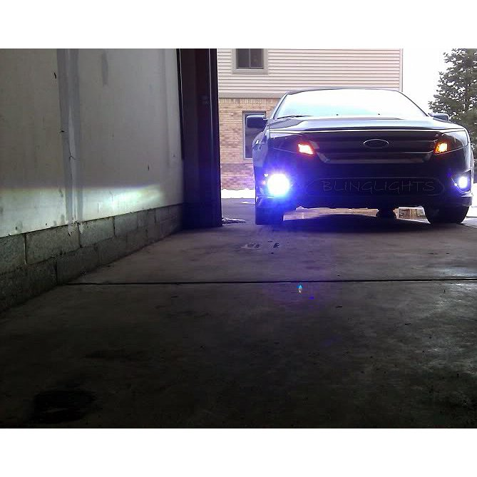 2010 2011 2012 Ford Fusion Remote Controlled Fog Lamps Lights Kit