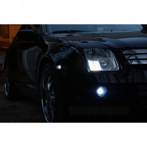 2006 2007 2008 2009 Ford Fusion Xenon Foglamps Foglights Driving Fog Lamps Lights Kit