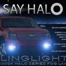 2007 2008 2009 2010 2011 Chevrolet Chevy Avalnche Halo Foglamps Angel Eye Fog Lamps Lights Kit
