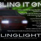 Chevrolet Chevy Avalanche LED DRL Light Strips Headlamps Headlights Head Lights Strip Lamps LEDs