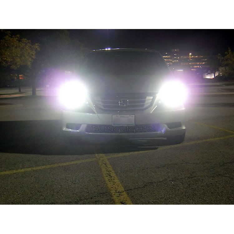 Honda Odyssey Xenon HID Head Lamp Light Kit Conversion