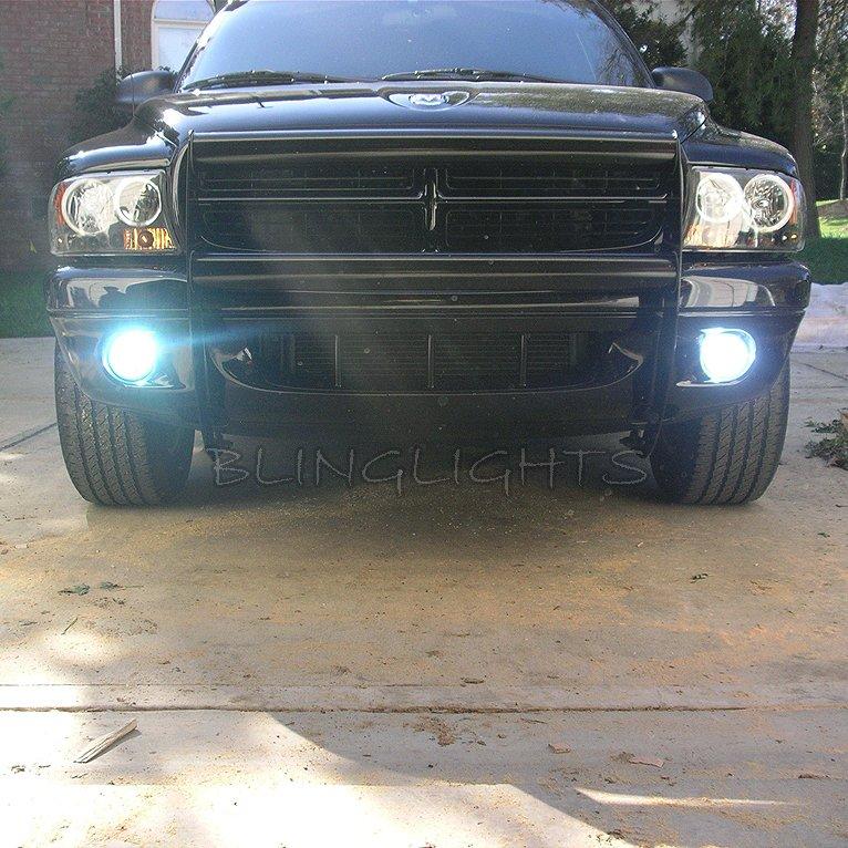 1998-2003 Dodge Durango Xenon Fog Lamp DrivingLight Kit