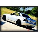 2000 2001 2002 2003 2004 Mercedes-Benz SLK 200 Kompressor R170 Tint Overlays for Taillamp Taillight