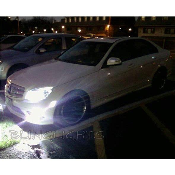 2008 2009 2010 2011 2012 Mercedes-Benz C-Class W204 Xenon HID Head Lamp Light Conversion Kit