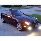 2000 2001 2002 2003 2004 Mercedes SLK 200 Kompressor Xenon Foglamps Fog Lamps Lights Kit SLK200 R170
