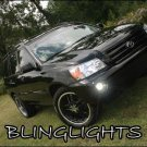 2001 2002 2003 2004 2005 2006 2007 Toyota Kluger Xenon Foglamps Fog Lamps Driving Lights Lamp Kit