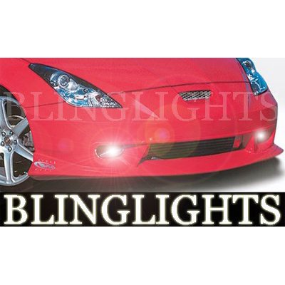 2000 2001 2002 2003 2004 2005 Toyota Celica Wings West Body Kit Bumper Fog Lamps Driving Lights
