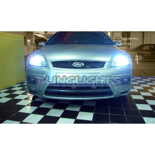 Ford Focus Bright White Light Bulbs for Halogen Headlamps Headlights Head Lamps Lights