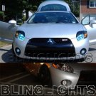 2006 2007 2008 Mitsubishi Eclipse Blue LED Foglamps Foglights Fog Lamps Driving Lights Kit