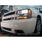Chevrolet Chevy TrailBlazer Bright Light Bulbs for Headlamps Headlights Head Lamps Lights