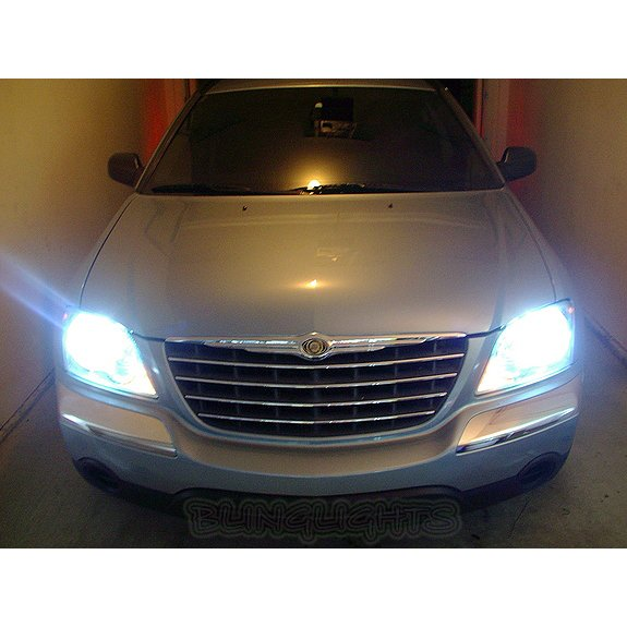 Chrysler Pacifica Xenon HID Conversion Kit for Headlamps Headlights Head Lamps HIDs Lights
