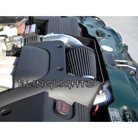 2001 2002 2003 2004 2005 2006 2007 2008 2009 Jaguar X-Type 3.0L 3.0 L V6 Air Performance Intake