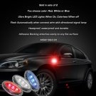Chrysler 200 LED Flushmount Side Turnsignal Marker Lights Kit Blinker Signaler Lamps