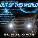 2010-2015 Chevy Equinox Aftermarket Fog Lamps Driving Lights ls 1lt 2lt ltz Chevrolet