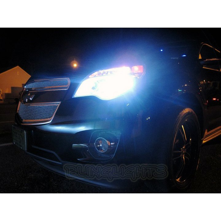Chevrolet Equinox HID Headlamp Kit Chevy Headlight Xenon Conversion 55 Watt Kit