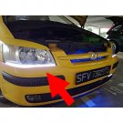 Hyundai Getz LED DRL Light Strips for Headlamps Headlights Head Lamps Day Time Running Strip Lights
