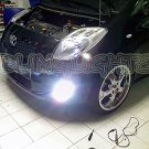 2006 2007 2008 2009 2010 2011 Toyota Vitz Xenon Fog Lamps Driving Lights Foglamps Foglights Kit