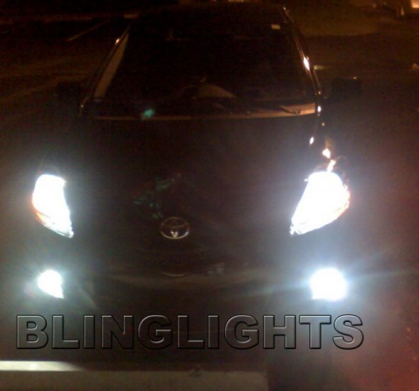 2006 2007 2008 2009 2010 2011 Toyota Vios Xenon Fog Lamps Driving Lights Foglamps Foglights Kit