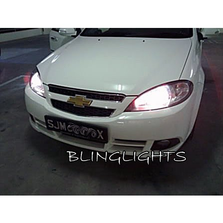 Buick Excelle Bright White Replacement Light Bulbs for Headlamps Headlights Head Lamps Lights