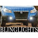 2005 2006 2007 2008 2009 Fiat Sedici Xenon Foglamps Fog Lamps Driving Lights Foglights Kit