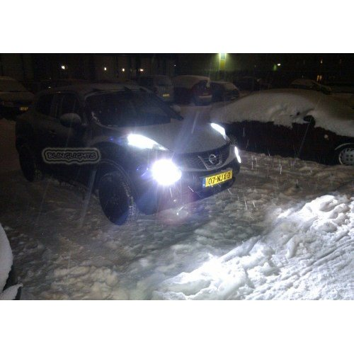 Nissan Juke Xenon HID Head Lamps Light Conversion Kit