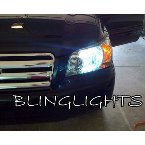 Toyota Kluger Bright White Replacement Light Bulbs for Headlamps Headlights Head Lamps Lights