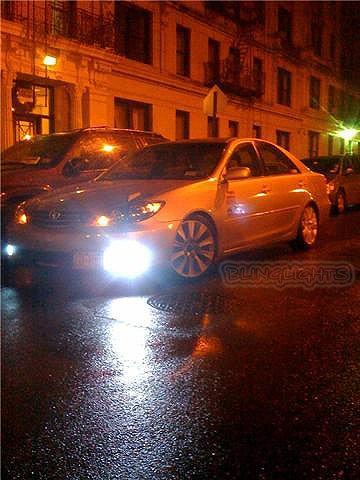 2002 2003 2004 2005 2006 Toyota Camry Xenon Fog Lamps Driving Lights Foglamps Foglights Kit