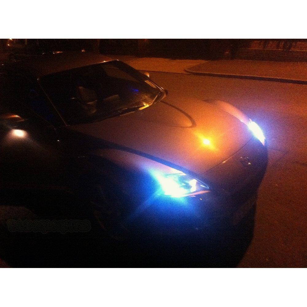 2004-2012 Mazda RX-8 RX8 HID Light Bulbs Set for OEM Xenon Headlamps Headlights Head Lamps Lights