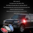 Toyota 4Runner LED Side Markers Turnsignals Lights Turn Signals Accents Lamps Signalers Blinkers