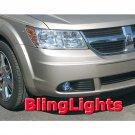 2009 2010 Dodge Journey Xenon Fog Lamps Driving Lights Foglamps Foglights Drivinglights Kit