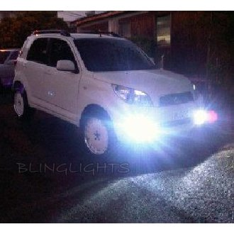 2006 2007 2008 2009 2010 2011 2012 Toyota Rush LED Fog Lamps Driving Lights Foglamps Foglights Kit