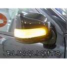 Toyota Cami Side Mirror LED Turnsignals Accent Lights Mirrors Turn Signals Lamps LEDs Signalers