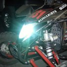 Suzuki QuadSport ATV Xenon HID Light Conversion Kit for Headlamps Headlights Head Lamps Lights