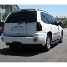 GMC Envoy Tinted Smoked Taillamp Overlays Taillight Lense Film Cover Kit