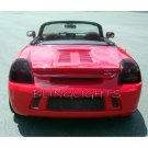 Toyota MR2 Tinted Smoked Taillamps Taillights Overlays Film Protection