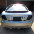 Pontiac Sunfire Tinted Smoked Protection Overlays Film for Taillamps Taillights Tail Lamps Lights
