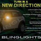 Mini Countryman Side LED Mirror Turn Signals Mirrors Turnsignals Lights Lamps Signalers Accents