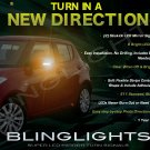 Suzuki Swift Side LED Side Mirror Turn Signals Mirrors Turnsignals Lights Lamps Signalers Accents