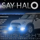 2011-2016 Mini Countryman Halo Fog Lamps Angel Eye Driving Lights Kit