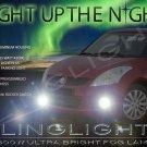 2011 2012 2013 Suzuki Swift Xenon Fog Lamps Driving Lights Foglamps Foglights Kit