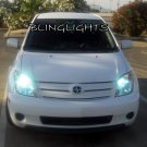 Scion xA Bright White Replacement Light Bulbs for Headlamps Headlights Head Lamps Lights