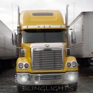 Freightliner Coronado Halo Fog Lamps Angel Eye Driving Lights Kit