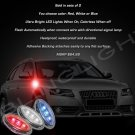 Audi A4 LED Side Markers Turnsignals Lights Accents Turn Signals Lamps Signalers Accent Blinkers