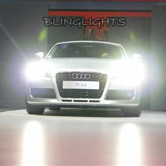 Audi TT Xenon HID Upgrade Conversion Kit for 8J 8N Headlamps Headlights Head Lamps Lights