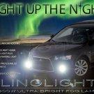 2009 2010 2011 Mitsubishi Lancer Sportback Fog Lamps Driving Lights Kit