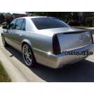 Cadillac DTS Tinted Smoked Taillamps Taillights Tail Lamps Lights Protection Overlays Film