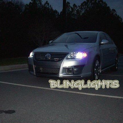 Volkswagen VW Passat HID Simulated Head Light Bulbs Lamp Upgrade Replacement pair set